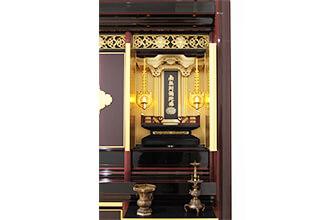 一段型お仏壇