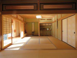 仮本堂(書院)
